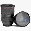 Macro Lens 3D models