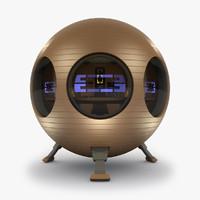 Shuttlepod Sphere