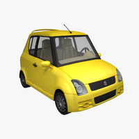 Suzuki Swift Toon Car