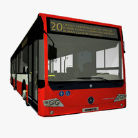 mercedes bus dxf