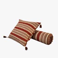 pillow 14 3d max