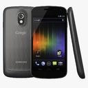 Samsung Galaxy Nexus 3D models