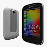 Htc Explorer White