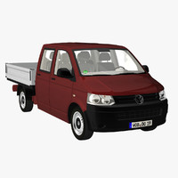 t5 crew cab 2012 3d model