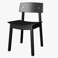 Sigurd Chair Dark Grey