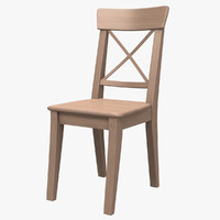 3d model ingolf chair