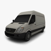 max mercedes benz sprinter van