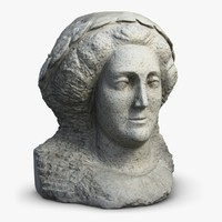 Sculpture Catherine I