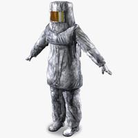 3d proximity suit