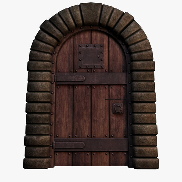 Doors on pinterest for Porte zombicide