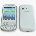 Samsung Galaxy Chat 3D models