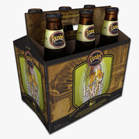 pack founders beer 3d max
