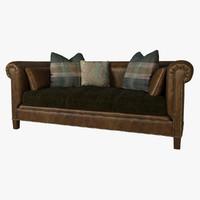 brompton sofa 3d model