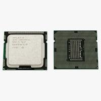 intel core i5-750 3d model
