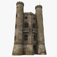broadway tower 3d ma
