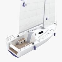 sailing boat max