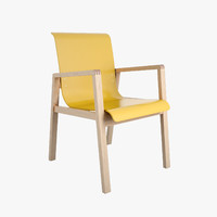 3d model armchair 403 alvar aalto