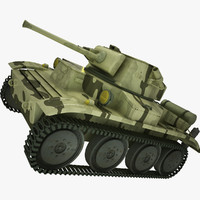 maya british mk vii tetrarch