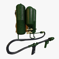 USA Portable Flamethrower M2-2