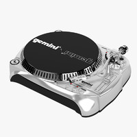 Gemini TT1000 Belt Drive Turntable