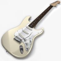 Fender Stratocaster Jeff Beck