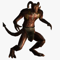 3d devil evil