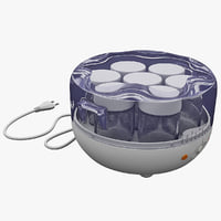 yogurt maker moulinex djc 3d max