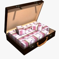 The Cash Suitcase