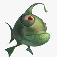 cartoon fish max