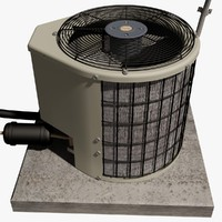 Payne Air Conditioning Unit