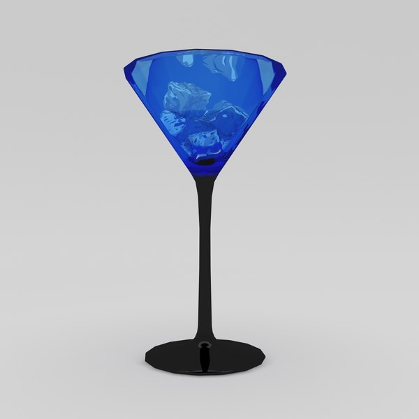 martini deep blue 3ds - Martini Deep Blue... by Stubborn3D