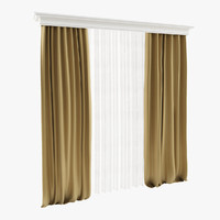 3ds max curtain 2