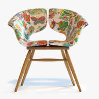 Tortie Hoare - Butterfly Chair