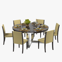 Misuraemme Dining Table Set