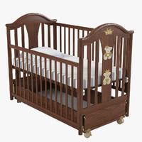 3d capriccio pali baby model