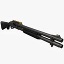 Remington 870 3D models
