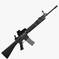 Colt M16a4 RIS