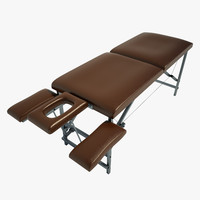 maya massage table