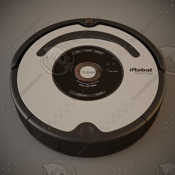 Irobot Roomba 581 3d Max