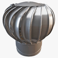 maya industrial roof turbine