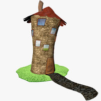 3d model house wizard