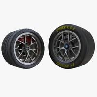 Wheel BBS Fi