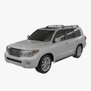 Land Cruiser 3D models