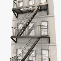 Fire Escape System
