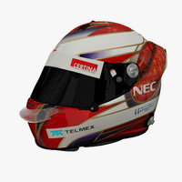 max kamui kobayashi 2012 helmet