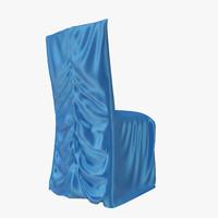 restaurant chair 03 3d max