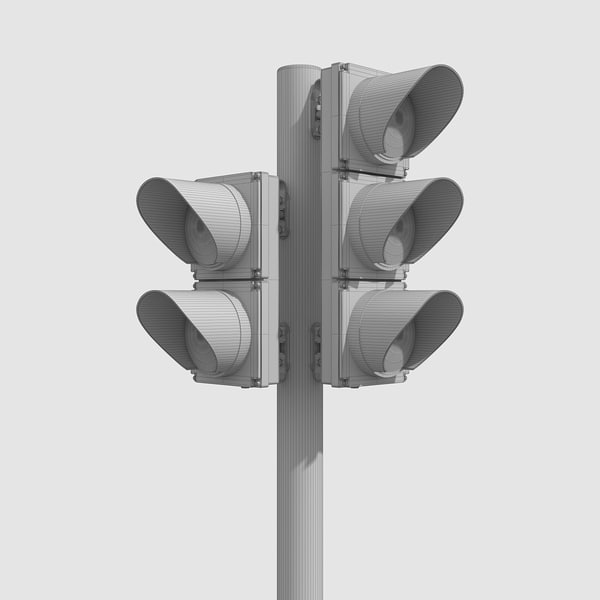 street traffic light max - Traffic Lights... by razorwave