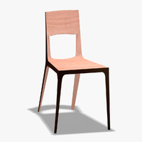 flitch chair 3d max
