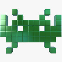Space Invader Four