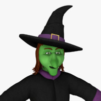 witch hat 3d 3ds